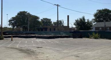 Image of Sears Demolition